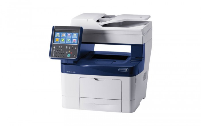 Xerox WorkCenter 3655i iseries multifunction printer