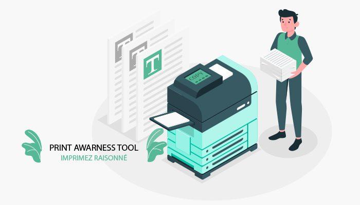Xerox Print Awareness Tool